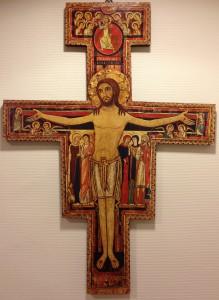 Croix de Saint François