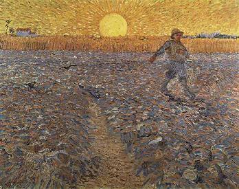 Le Semeur - Vincent Van Gogh