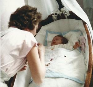 Prier avec un bébé
